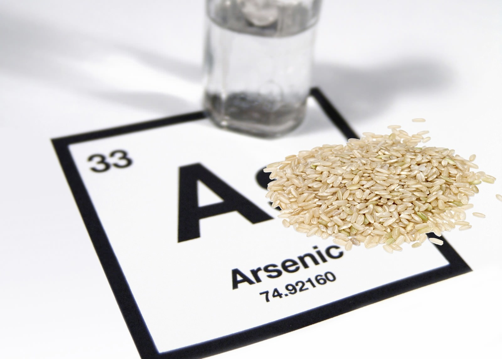 9/24/12 Daily Dose arsenic in rice CREDIT: Globe staff; iStockphoto